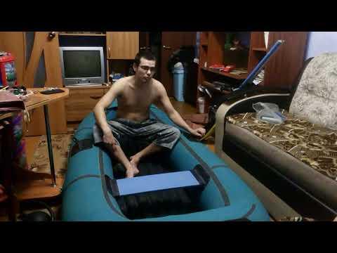 Обзор моей новой лодки.  За 6000 рублей