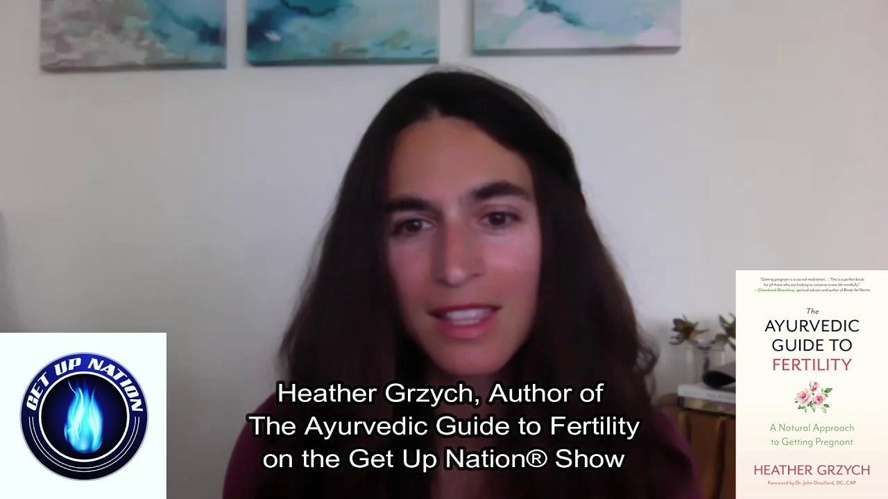 WATCH: Heather chats with Ben Biddick on the Get Up Nation Podcast