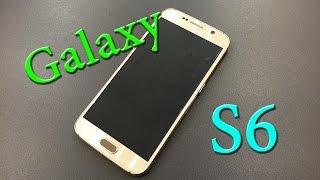видео Ремонт Samsung Galaxy S6: цены на замену стекла, дисплея, разъема, аккумулятора, не включается и не заряжается