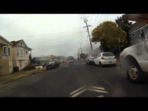Bike Oakland: Embarcadero commute to work