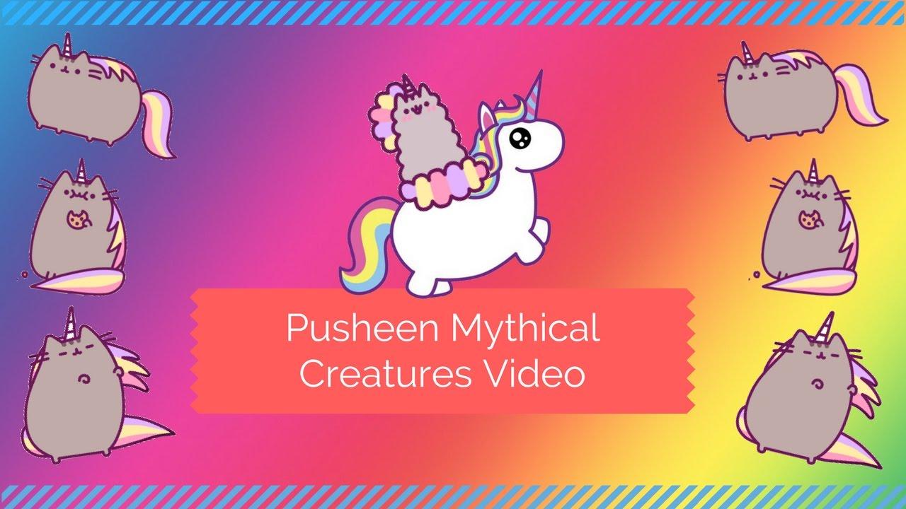 Pusheen Mythical Kitties Video