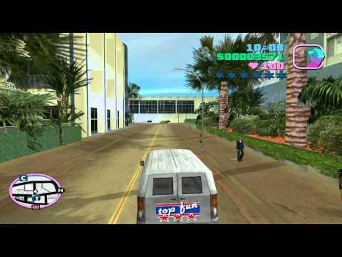 Gta Vice City-3.Bölüm-Fransız Malı