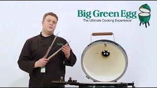 Подбор аксессуаров к Большому Зеленому Яйцу (Big Green Egg)