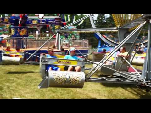 A week at the Mecosta County Free Fair