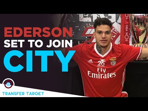 Ederson Set To Join City, William Carvalho Too? | TRANSFER TARGET 002