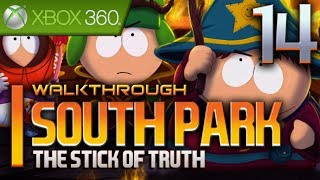 South Park The Stick of Truth Walkthrough PART 14 - The Inn of The Giggling Donkey (Commentary)