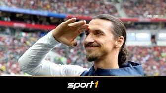 Zlatan Ibrahimovic wohl vor Rückkehr nach Europa | SPORT1 - TRANSFERMARKT