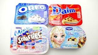Mars Danone Daim Joghurt, Oreo and Frozen Desserts