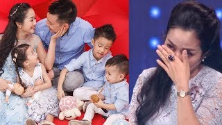Tiết lộ góc khuất hôn nhân không ngờ của Ốc Thanh Vân và chồng sau 10 năm chung sống !