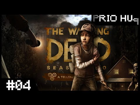 AS FAR AS I CAN SEE... | Let's Play: The Walking Dead Season 2 - Episode 4