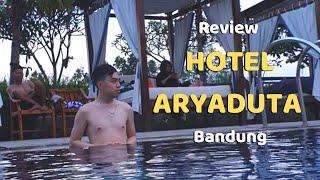Review Aryaduta Hotel Bandung Hotel di bandung yang punya lapangan Basket Tenis dan Bola