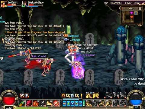 Dungeon Fighter Online - Male Striker Gameplay 1
