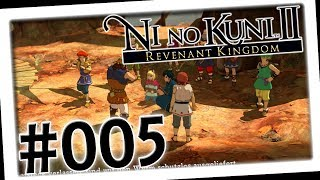 Ni No Kuni II - Revenant Kingdom (Let