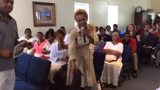 Prophetess Bernadine Bell-McGhee - Kingdom Living (Part 5)