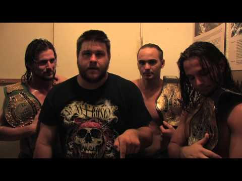 """PWG – 2013 BOLA – The Mount Rushmore of Wrestling"""