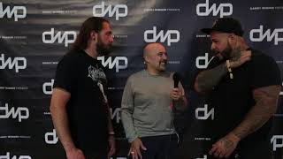 Interview With Tommy Vext and Kyle Konkiel of Bad Wolves on 04/27/18