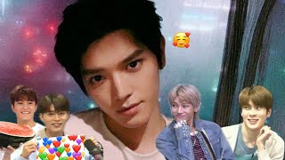 People amazed seeing taeyong handsome face part 2