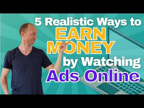 5 REALISTIC Ways to Earn Money by Watching Ads Online (REAL Earning Potential Revealed)