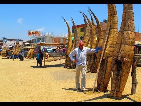 Trujillo (Salaverry), Peru - Journey with Jamie Logan