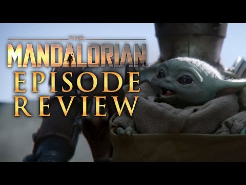 The Mandalorian Chapter 8 - Redemption Episode Review