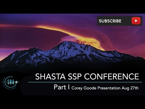 Part 1 Mt Shasta Secret Space Program Conference - Corey Goode Presentation