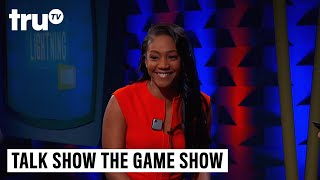 Talk Show the Game Show - Lightning Round: Tiffany Haddish vs. Dan Bucatinsky | truTV