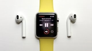 Test AirPods