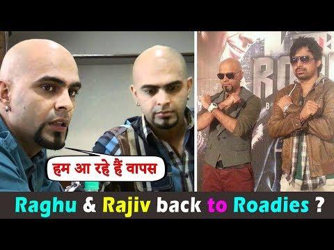 Raghu And Rajiv Ma Return To Roadies