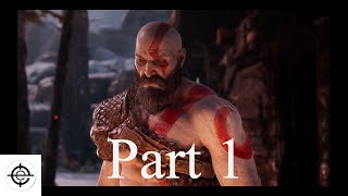 God Of War Boss Fight! Gameplay Walkthrough Part 1