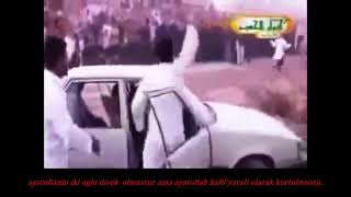 Saddam Hüseyin HZ Ömer'e hakaret eden şii Ayatollahi böyle öldürttü