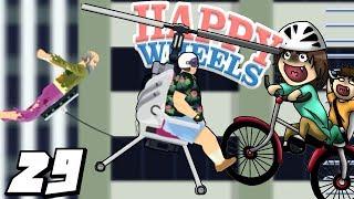 IL NUOVO PERSONAGGIO!!  - Happy Wheels [Ep.29]
