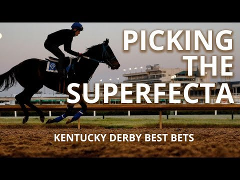 Kentucky Derby 2018 Best Bets video picks: Predicting the superfecta finish Mp3