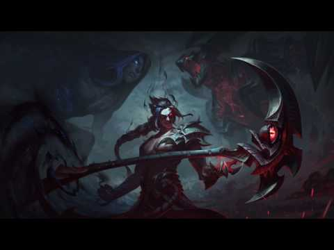 Kayn Voice - Deutsch (German) - League of Legends