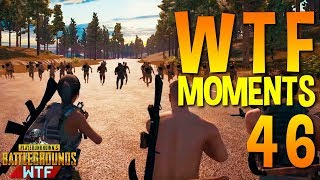 pubg wtf funny moments highlights ep 46 playerunknown s battlegrounds plays