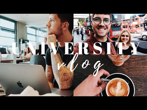 COME TO UNIVERSITY WITH ME | UAL LONDON UNIVERSITY STUDENT