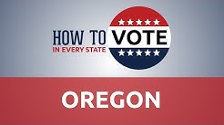 How to Vote in Oregon in 2018