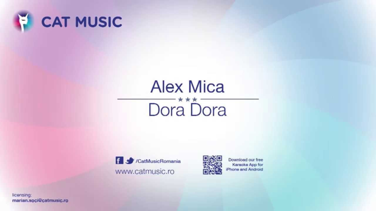 Alex Mica - Dora Dora (Official Single)