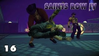 ★ Saints Row 4 - Co-Op Playthrough Part 16
