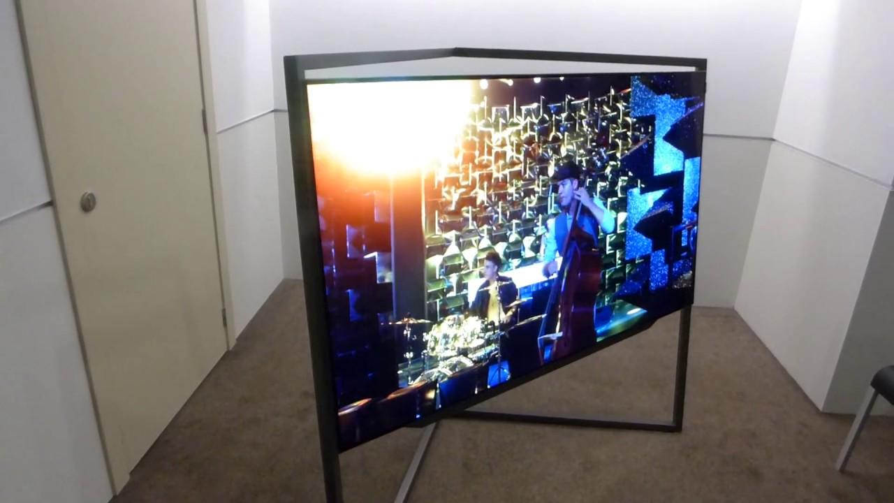 loewe bild 9 television youtube. Black Bedroom Furniture Sets. Home Design Ideas