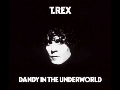 T. Rex - Dandy In The Underworld (Full Album) 1977