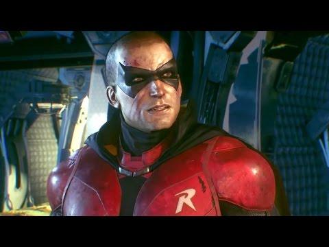 Batman: Arkham Knight - Telling Robin the Truth