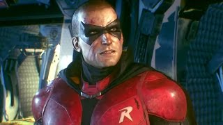 Batman: Arkham Knight - Telling Robin the Truth