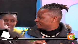 10 over 10 |Bandanah and Spizzo perform their brand new song 'Bembea' on 10 over 10