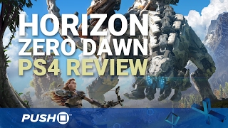 Horizon: Zero Dawn PS4 Review: Post-Apocalyptic Excellence | PlayStation 4 | Gameplay Footage