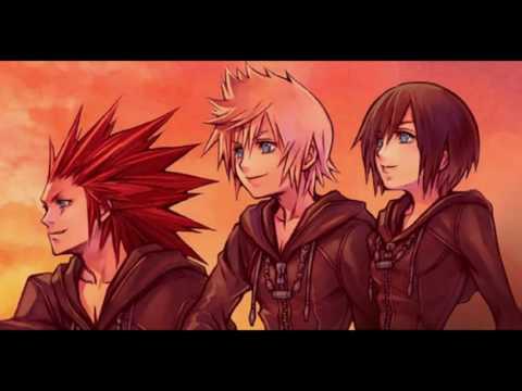 Vector to the Heavens (Rock Remix) Extended – Kingdom Hearts 358/2 Days by Sasukeshika