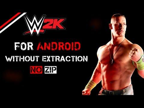 download wwe 2k15 android zip
