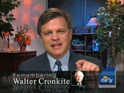 Historian: Cronkite Organized