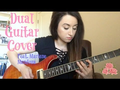 Disturbed - The Night Dual Guitar Cover Feat. Marlene Mendoza