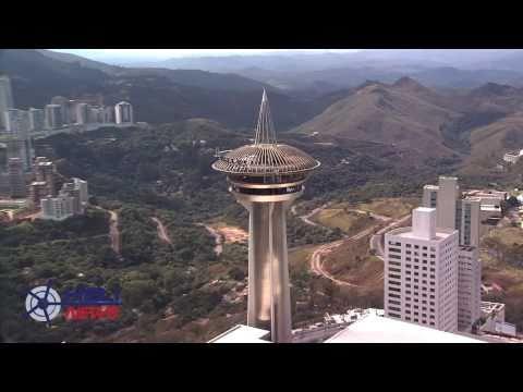 Imagens Aéreas da cidade de Belo Horizonte