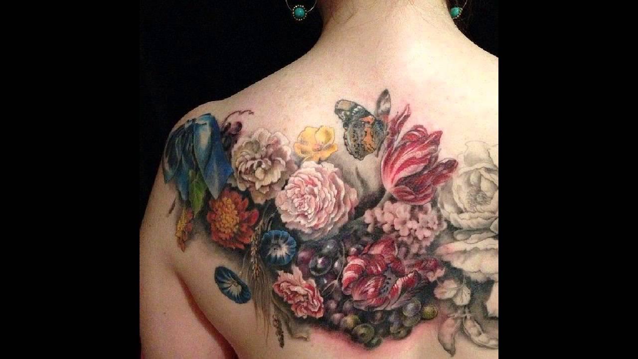 25 Beautiful Peony Tattoo Designs  YouTube